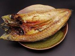 画像1: サバ西京漬け 1尾頭付き 約600g