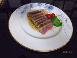画像2: 【本まぐろ】ステーキ(赤身) 北海道産 150g